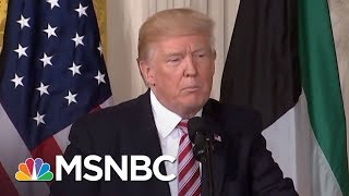 "Trump's History Under Oath Suggests He Knows ""When He's Lying"" 