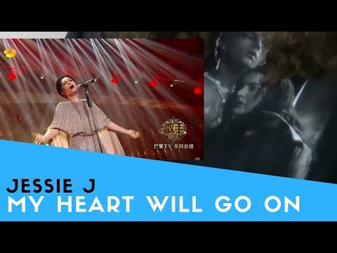 Voice Teacher Reacts to Jessie J - My Heart Will Go On