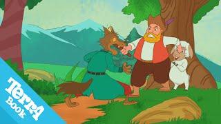 Truyện ngụ ngôn - Chó sói và cừu non - Terrabook