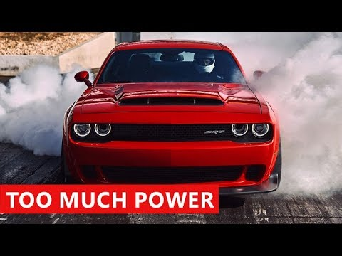 10 Cars That Have Too Much Horsepower Coming in 2018