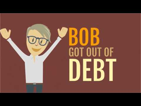 Animated Video Templates - Debt Consolidation