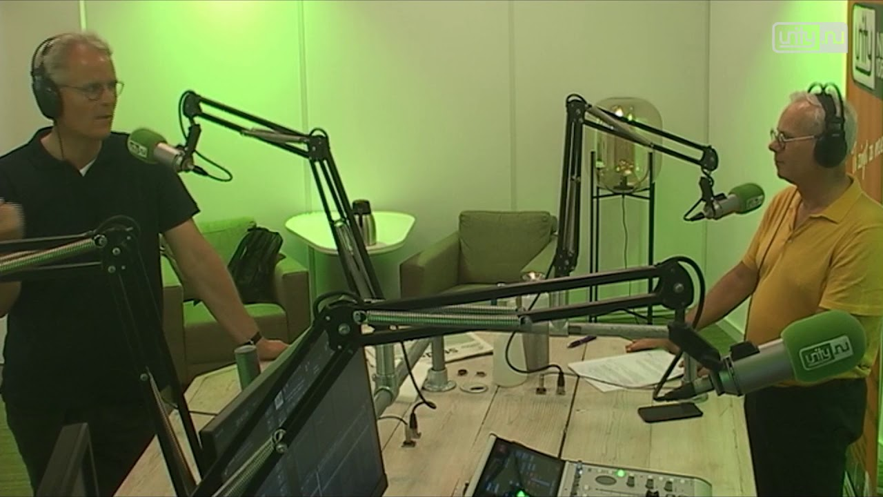 Liam Rozing van Klimaatnerds in iCircl Radio