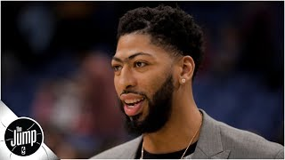 Why there's a chance Anthony Davis could actually stay with the Pelicans | The Jump