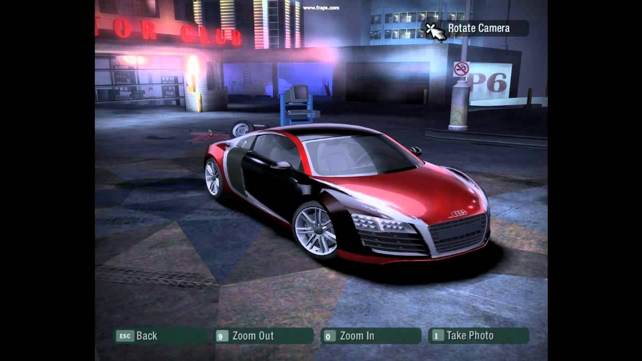Need For Speed Carbon Avoir Audi Le Mans Quattro 57