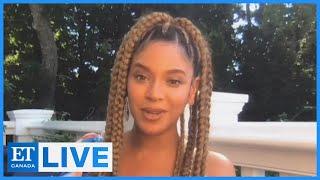Beyonce Explains 'Black Is King'    ET Canada LIVE