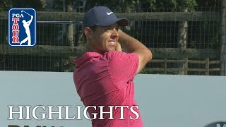 Rory McIlroy's highlights | Round 1 |  BMW 2018