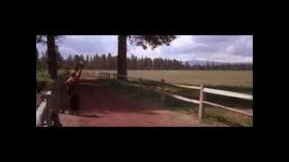 The Postman (1997) Clip - The Boy With The Letter