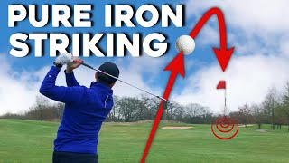 How to: hit PERFECT iron shots!