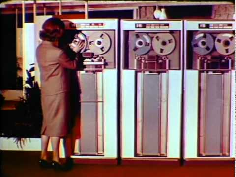 IBM 1401 - Paris 1960