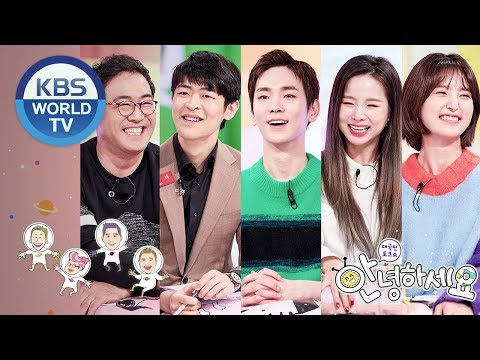 Guests : Lee Mangi, Key, EXID's Solji & Jeonghwa, Kang Seongtae[Hello Counselor/ENG,THA/2018.12.03]