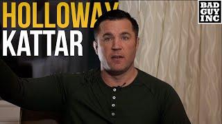 The Better Boxer Wins...Max Holloway vs Calvin Kattar