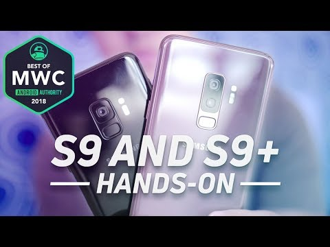 video Samsung Galaxy S9