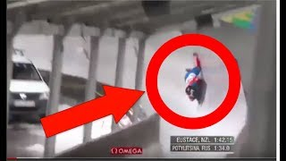 Top Winter Olympic Crashes