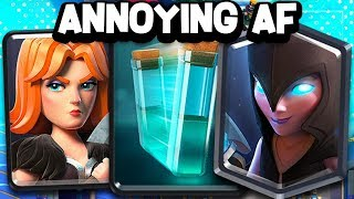 MAKE ALL YOUR OPPONENTS RAGE QUIT w/ THIS DECK! 3 OP CARDS + CLONE...