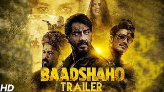 Baadshaho 2017 Movie Trailer – Ajay Devgn