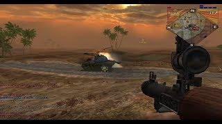 Battlefield Vietnam Fall of Saigon Multiplayer Gameplay