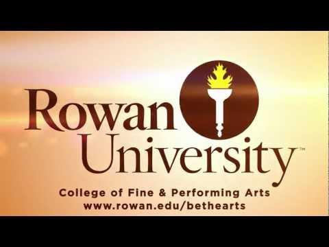 TV Spot: Rowan University Fine & Performing Arts (Full version)
