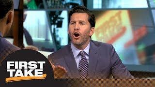 Will Cain: Luke Walton coaching LeBron James is 'unrealistic' | First Take | ESPN