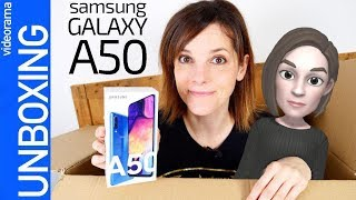 Video Samsung Galaxy A50 NyOKnVyME5E
