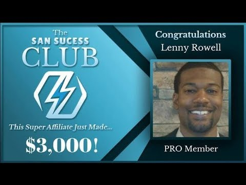 How I Made 3 Thousand Dollars In Just 7 Days! The Super Affiliate Network Success Call