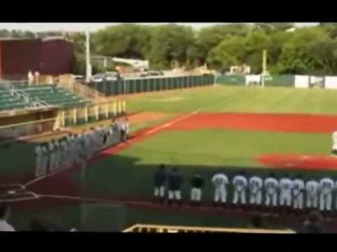 Butler Blue Sox Baseball - National Anthem by George Miklas - HARMONICA