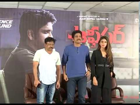 Officer-Movie-Press-Meet