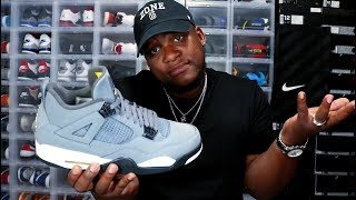 NIKE SNKRS SHOCK DROP!!! WHY DID I BUY THE COOL GREY JORDAN 4 EARLY!!!