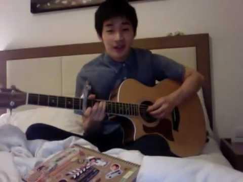 Henry Super Junior-M singing in Thai song!! ลูกอม วัชราวลี ( เฮนรี่ )