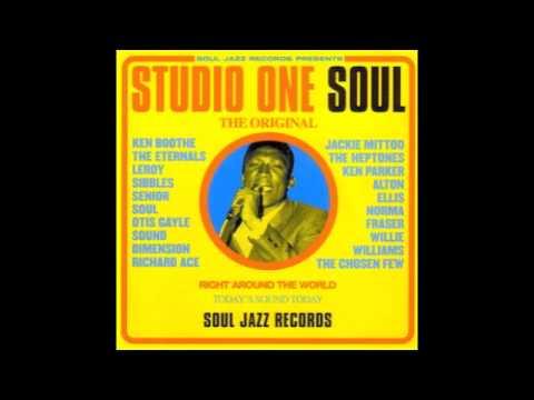 "Studio One Soul - Alton Ellis ""I Don't Want To Be Right"""