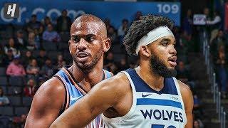 Minnesota Timberwolves vs Oklahoma City Thunder - Full Highlights   December 6   2019-20 NBA Season