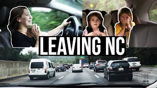 EVACUATING NC WITH 5 KIDS IN HURRICANE FLORENCE!