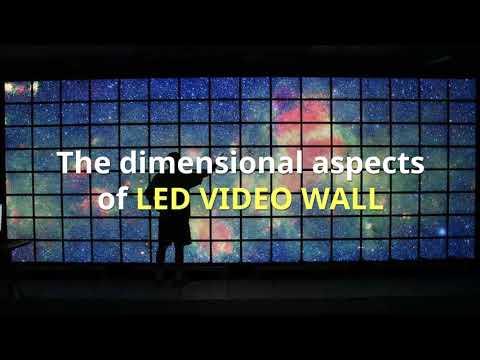 Video Wall Rental Dubai - Techno Edge Systems ...