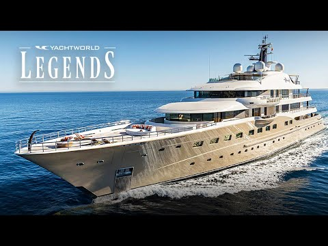 "From YachtWorld, the world's largest yacht marketplace, comes ""YachtWorld Legends"", an original, all-new video series on YouTube about extraordinary yachts that provoke excitement, curiosity and fascination."