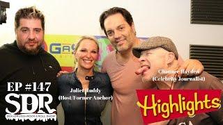 Juliet Huddy On Moving On From Fox - SDR #147 Highlight