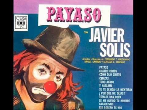 Javier Solís - Payaso 1965