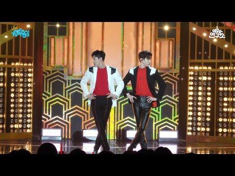 [예능연구소 직캠] 동방신기 운명 @쇼!음악중심_20180331 The Chance of Love TVXQ! in 4K