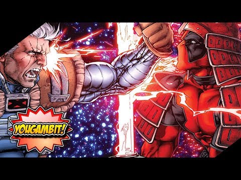 VIDEOCOMIC: DEADPOOL VS X-FORCE/FUERZA X - Historia Completa