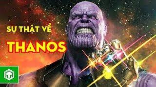 Top 10 sự thật thú vị về Thanos | Siêu ác nhân Marvel | Ten Tickers