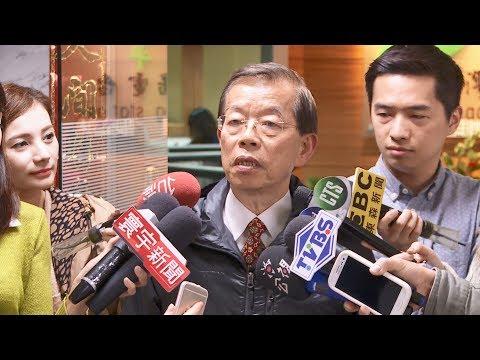 遭羅智強指控元凶 謝長廷PO文喊告 寰宇新聞20181221