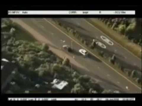 British police pursuit