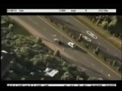 British police pursuit