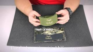 Защита шеи Valken V-TAC Neck Protector, Black