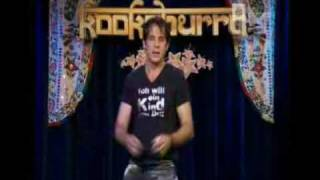 Alwin Schindler im Kookaburra – Teil 1