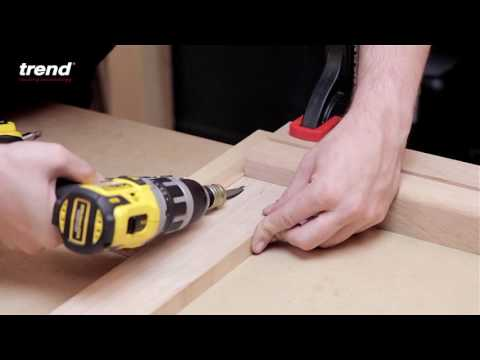Trend  PH/JIG Pocket Hole Jig for Accurate Jointing