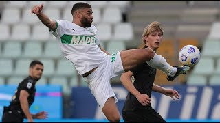 Parma 1:3 Sassuolo   Serie A Italy   All goals and highlights   16.05.2021