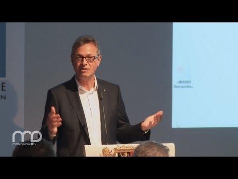 Rede: Games Studie Bayern 2013: Begrüßung durch Siegfried Schneider