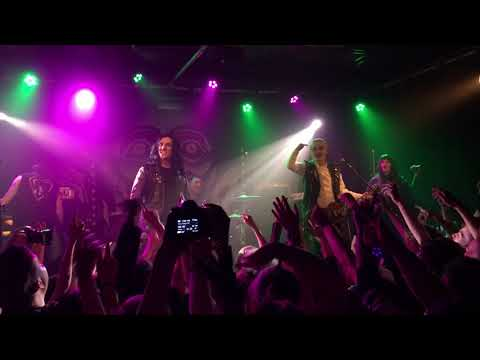 Creeper - Hiding With Boys (Live) at Joiners, Southampton 30.10.17
