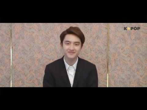 EXO's D.O. at a Press Conference for SBS Drama 'It's Okay It's Love'