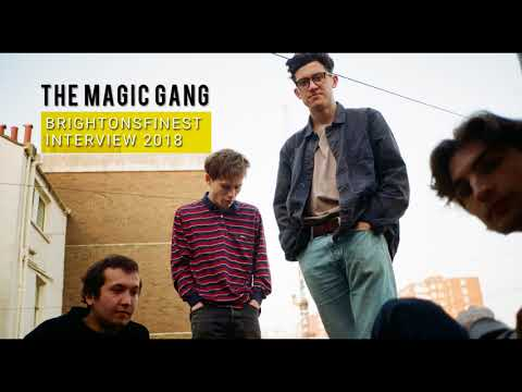 The Magic Gang – Interview 2018