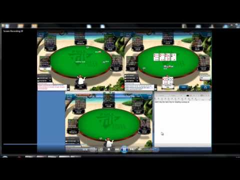 Outstanding Poker Training Video - #236 - Sweat Session (Part 5)